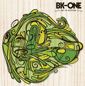 BK-One Set In Motion Album Cover
