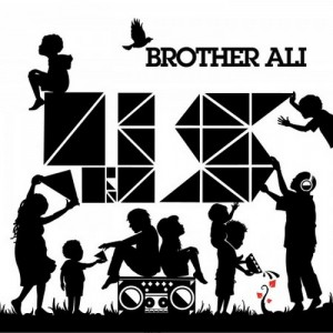 Brother Ali Us Album Cover