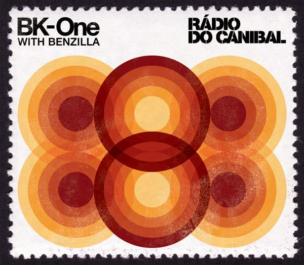 BK-One - Radio do Canibal Album Cover