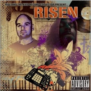 Risen Album Cover