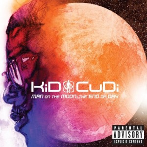 Kid Cudi - Man on the Moon Album Cover