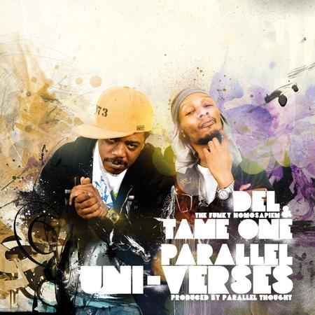 Parallel Uni-Verses Album Cover