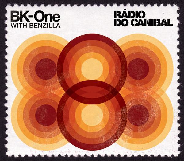 Radio do Canibal Album Cover