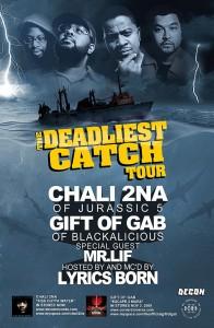 Deadliest Catch Tour Poster